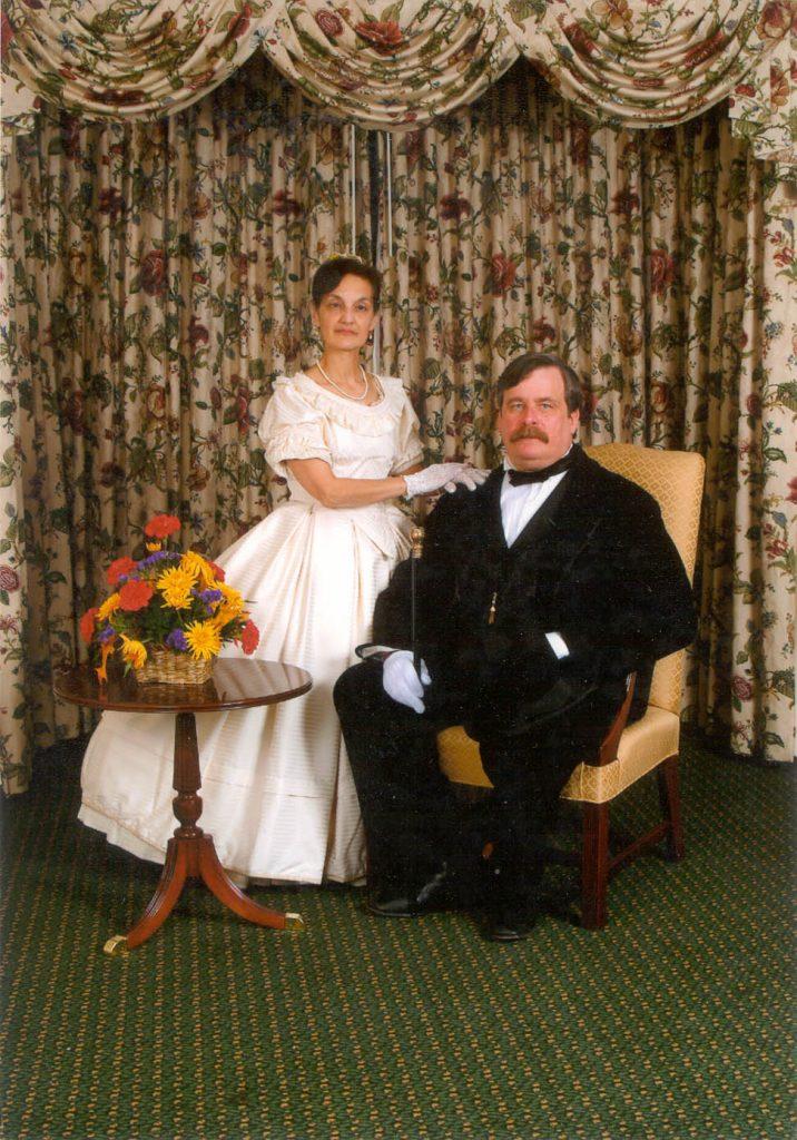 Oir Hosts: John and Nancy
